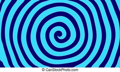 Animated background - rotating circles - Animation...
