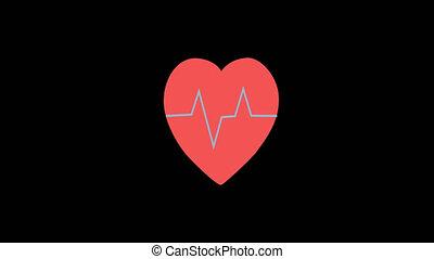 Animated Cardiogram
