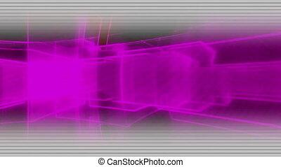 Shapes lattice Retro VJ Loop - Animated Shapes lattice Retro...