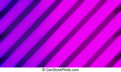 VJ line pop art abstract looping background