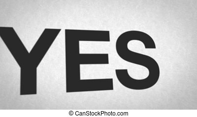 Yes Checkmark - Animated Yes Checkmark