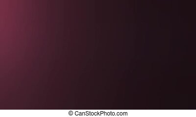 Animation flickering of unfocused light highlights in light tones on a black background HD