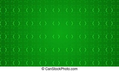 Animation gradient background with stars and lines -...