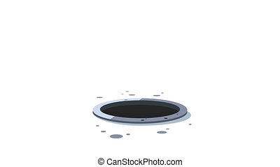 Heart appears from the well in PNG format with ALPHA...