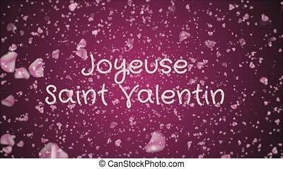 Animation Joyeuse Saint Valentin, Happy Valentine's day in...