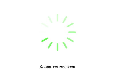 loading circle icon background - animation - loading circle...