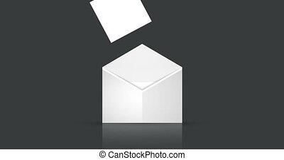 animation - modern motion envelope design background