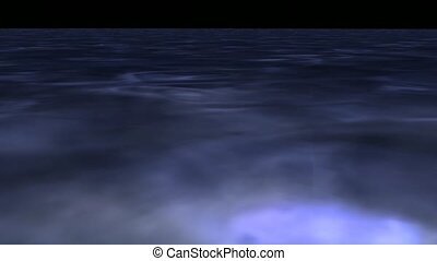 Water Surface - Animation of a Water Surface