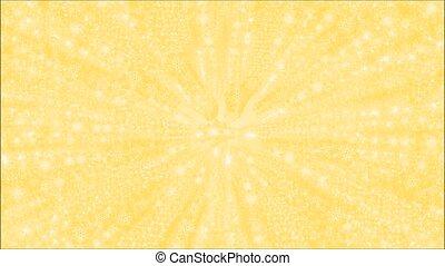 gold stars psycho pattern