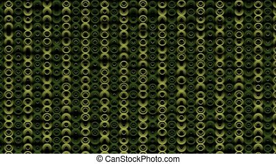 Animation of seamless retro pattern background,1080p