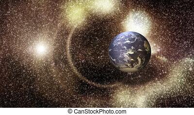 Starfield - earth