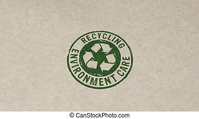 animation, soin, environnement, timbre, recyclage, ...