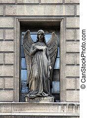 anioł kuratora
