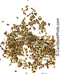 Anise Seeds - Anise is a vegetable and herb used as food and...