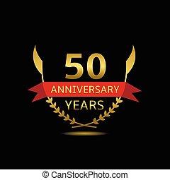 aniversario,  50, años