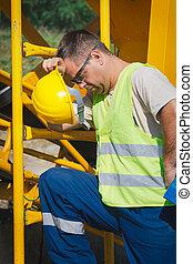 anläggningsarbetare