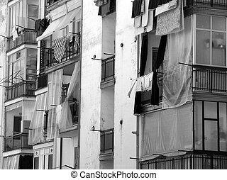 années soixante, -, architecture, ho
