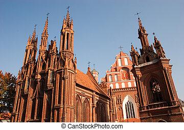 anne,  bernadine,  ST, Francesco, chiesa