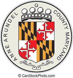 Annearundel county seal