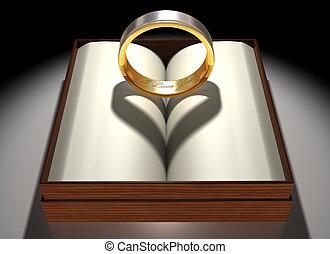 anneau, aimer
