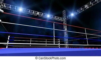 anneau, boxe