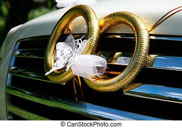 anneaux, deux