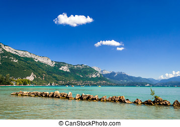 Annecy Lake(France)