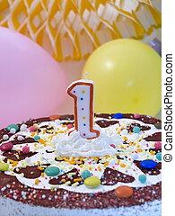 anniversaire, premier