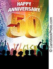anniversario, cinquantesimo