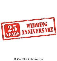 anniversario sposa