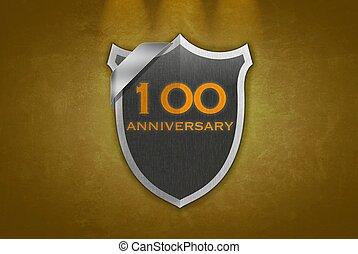 anniversary., 100