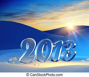 anno nuovo, 2013