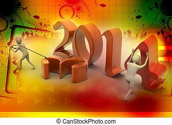 anno nuovo, 2014