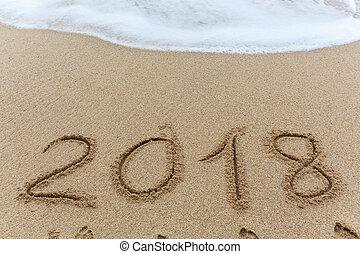 anno nuovo, 2018