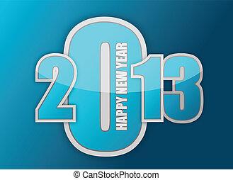 anno nuovo, scheda, testo