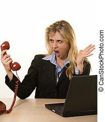 Annoying phone call