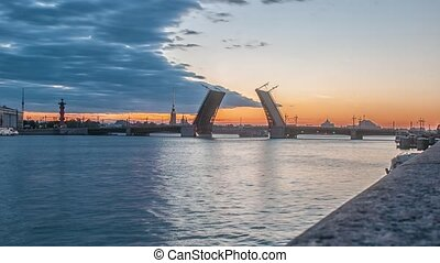 Annunciation Bridge, the drawbridge, the bridge on the river...