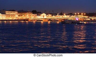 Annunciation Bridge, the drawbridge, the bridge on the river...