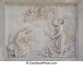 Annunciation of the Virgin Mary