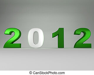 ano novo, 2012