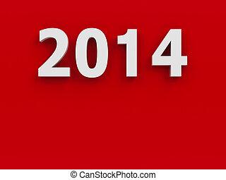 ano novo, 2014