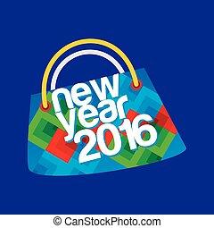 ano, novo, 2016