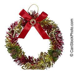 ano novo, decoração, natal