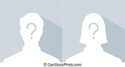 Profil anonym ansehen