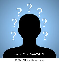 Anonymous internet user