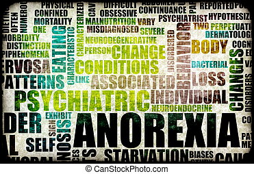 Anorexia Nervosa Eating Disorder as a Concept