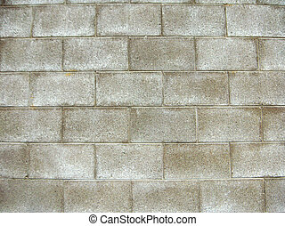 Another Brick Wall - Concrete Block Wall