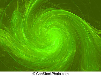 Another Green Whirlpool