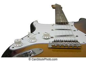 Another guitar - Another look at the guitar