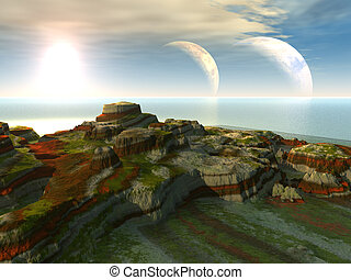 Another World Landscape